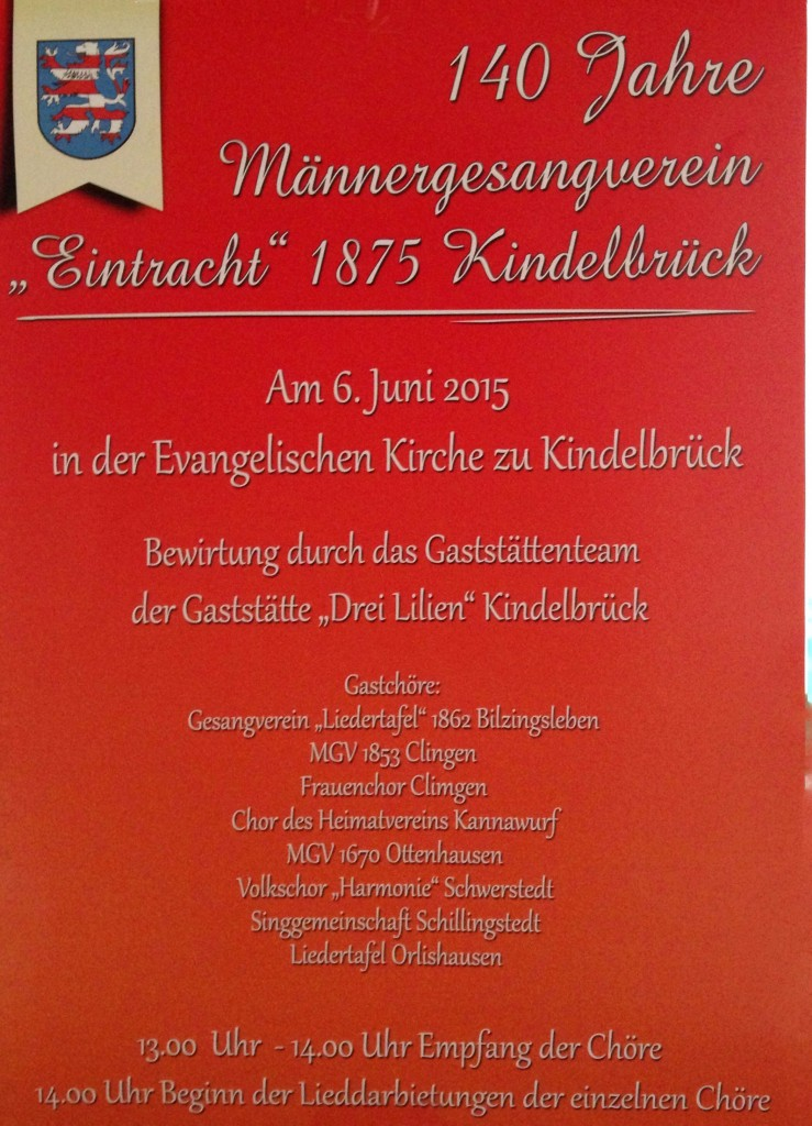 Gesangsverein kindelbrück